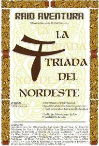 cartel10-2011 La Triada 1