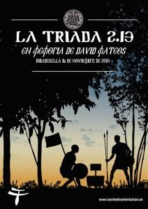 cartel18-2013 La Triada 2