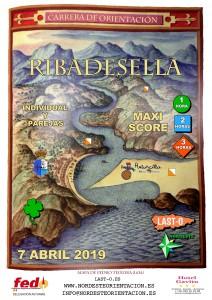 cartel30-2019 ribadesella
